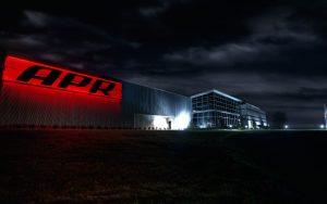 goAPR - APR Firmengebäude Aussenaufnahme