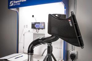 APR MQB Intake flowbench testing
